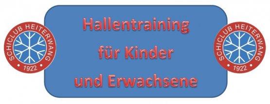 Hallentraining2014